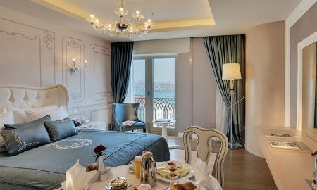 Представительский номер с видом на город - CVK Park Bosphorus Hotel Istanbul - Istanbul