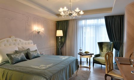 Superior Double Room with Bosphorus View - CVK Park Bosphorus Hotel Istanbul - Istanbul