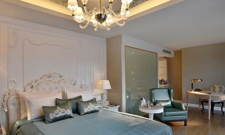 Chambre Deluxe - CVK Park Bosphorus Hotel Istanbul - Istanbul
