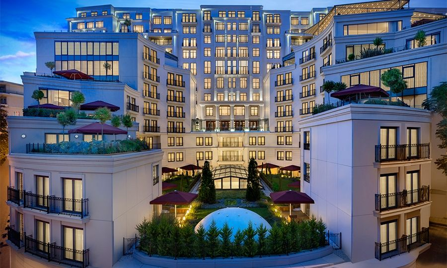 CVK Park Bosphorus Hotel Istanbul - Istanbul