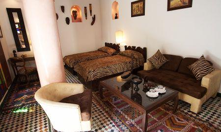 Suite Twin - Ryad Salama Fes - Fes