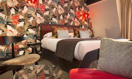Classic Room - 2 Free Glasses of Champagne - Hotel Les Dames Du Pantheon - Paris