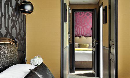 Family Room - Comfort - Hotel Les Dames Du Pantheon - Paris