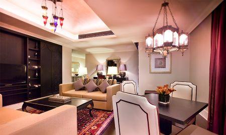 Suite Battuta - Mövenpick Hotel Ibn Battuta Gate - Dubai