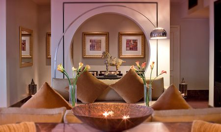 Suite Royale Deux Chambres - Mövenpick Hotel Ibn Battuta Gate - Dubai