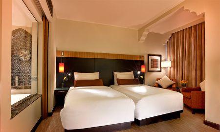 Chambre Twin Supérieure - Mövenpick Hotel Ibn Battuta Gate - Dubai
