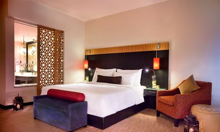 Chambre Deluxe King - Mövenpick Hotel Ibn Battuta Gate - Dubai
