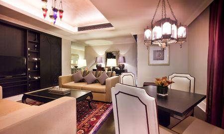 Suite Battuta - Oaks Dubai Ibn Battuta Gate Hotel - Dubai