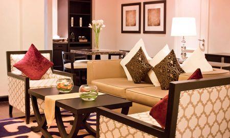 Suite Familiar - Oaks Dubai Ibn Battuta Gate Hotel - Dubai