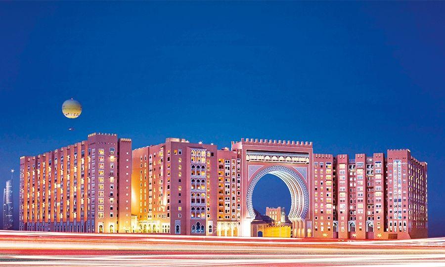 Mövenpick Hotel Ibn Battuta Gate - Booking & Info