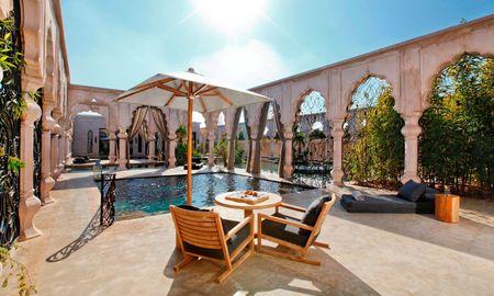 Люкс с Two спальнями - Palais Namaskar - Marrakech