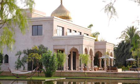 Водный дворец - Palais Namaskar - Marrakech
