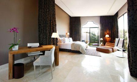 Junior Suite With Private Plunge Pool - Palais Namaskar - Marrakech
