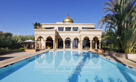 Горный дворец - Palais Namaskar - Marrakech