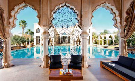 Дворец с бассейном - Palais Namaskar - Marrakech