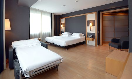 Chambre Triple - Hotel Barcelona Universal - Barcelone
