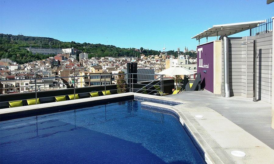 Hotel Barcelona Universal - Barcellona