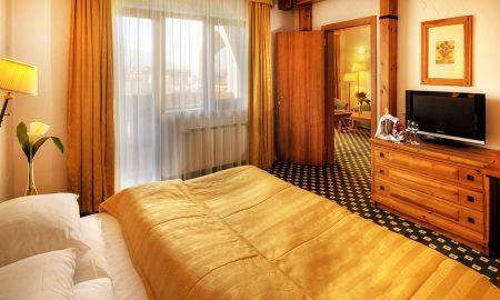 Suite Delujo - Kempinski Hotel Grand Arena - Bansko