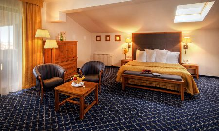 Junior Suite - Mountain View - Kempinski Hotel Grand Arena - Bansko