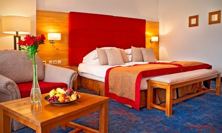 Deluxe Room - Mountain View - Kempinski Hotel Grand Arena - Bansko