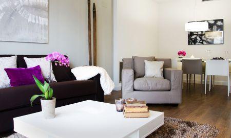 Four-Bedroom Apartment (8 Adults) - Sensation Sagrada Familia - Barcelona