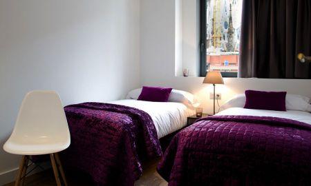 Appartamento con 4 Camere da Letto (6 Adulti) - Sensation Sagrada Familia - Barcellona