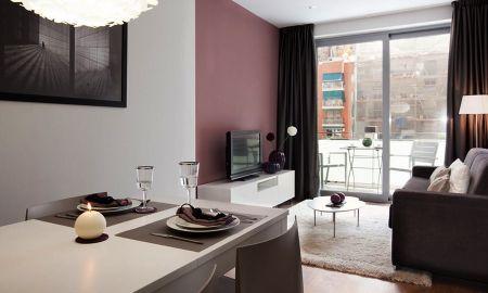 Appartamento con 2 Camere da Letto (2-4 Adulti) - Sensation Sagrada Familia - Barcellona