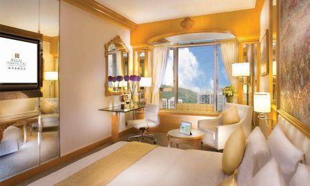 Habitación Deluxe - Regal Hongkong Hotel - Hong Kong