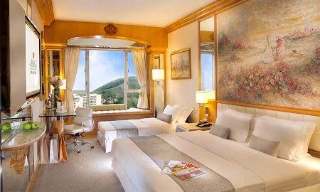 Habitación Deluxe con Sofá Cama - Regal Hongkong Hotel - Hong Kong