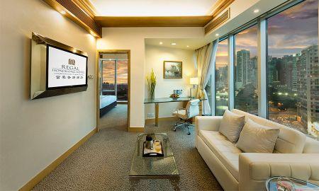 Habitación Suite - Regal Hongkong Hotel - Hong Kong