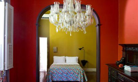 Tijuca Suite - Casa Amarelo By Robert Le Heros - State Of Rio De Janeiro