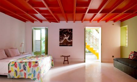 Blossom Suite - Casa Amarelo By Robert Le Heros - State Of Rio De Janeiro