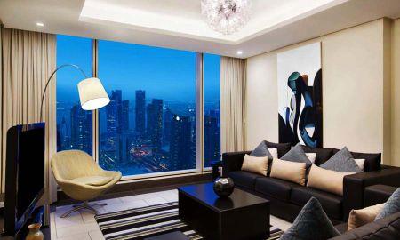 Suite Premier - Deux Chambres - Kempinski Residences & Suites - Doha