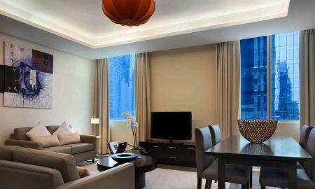 Suite Deluxe - Une Chambre - Kempinski Residences & Suites - Doha