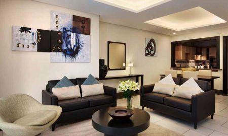 Suite Premier - Une Chambre - Kempinski Residences & Suites - Doha
