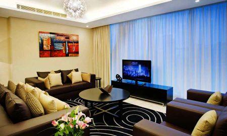 Suite Deluxe - Trois Chambres - Kempinski Residences & Suites - Doha