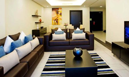 Suite Deluxe - Deux Chambres - Kempinski Residences & Suites - Doha