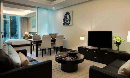 Suite Supérieure - Une Chambre - Kempinski Residences & Suites - Doha