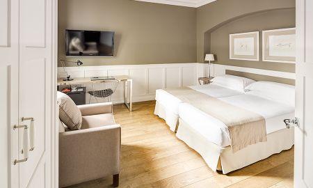 Habitación Classica Doble / Twin - Hotel Granvia - Barcelona