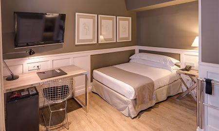 Chambre Basique Single - Hotel Granvia - Barcelone