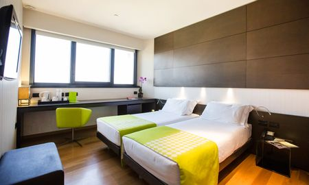 Superior Twin or Double Room - The Hub Hotel - Milan