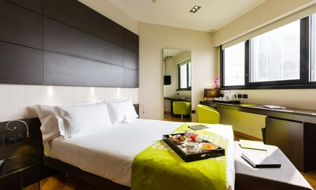 Classic Double Room - The Hub Hotel - Milan