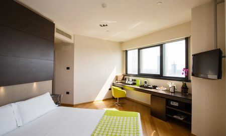 Deluxe Room - The Hub Hotel - Milan