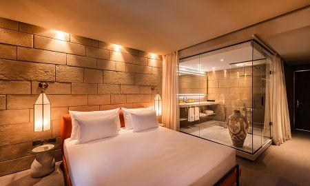 Camera Deluxe - Hotel Sahrai - Fes