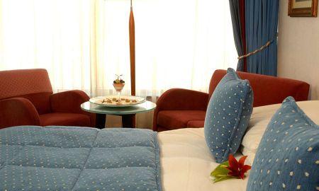 Chambre Exécutive Supérieur - Kempinski Hotel Amman - Amman