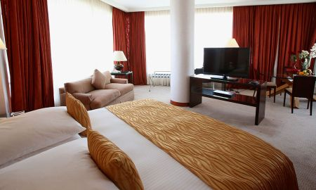 Suite Panoramique - Kempinski Hotel Amman - Amman
