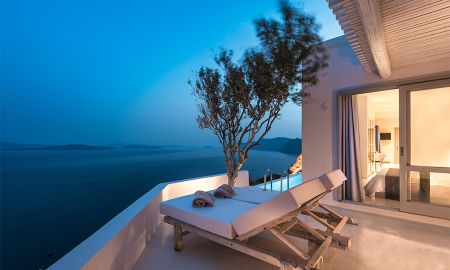 Exclusive Suite com Piscina Infinita - Andronis Luxury Suites - Santorini