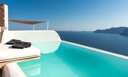 Sunset Villa Aristotelis Quarto Duplo - Andronis Luxury Suites - Santorini