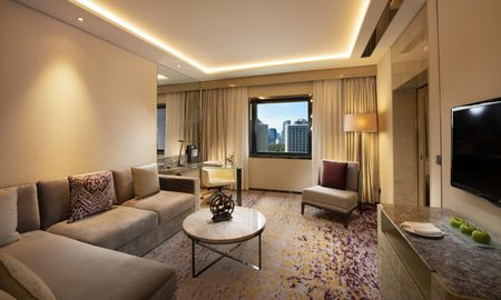 Junior Suite - Kempinski Hotel Beijing Lufthansa Center - Beijing