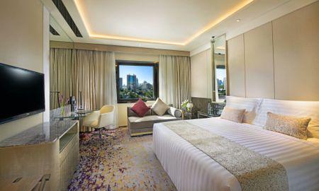 Grand Deluxe Room - Kempinski Hotel Beijing Lufthansa Center - Beijing